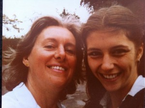 Selfie with Mum