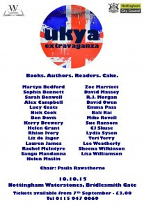 UKYAX October Poster FINAL (1)